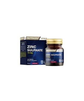 Nutraxin Zinc Sulphate 100 Tablet