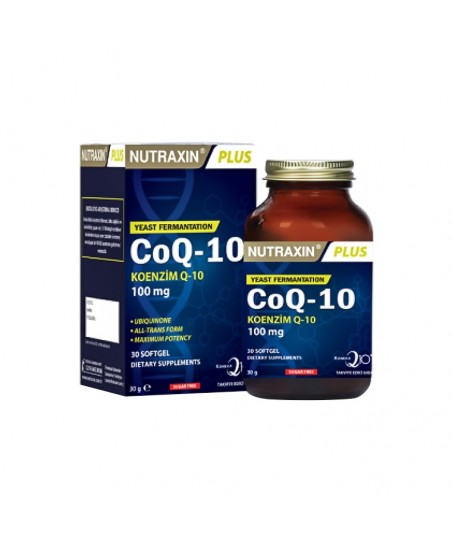 Nutraxin Coq-10 30 Softgel