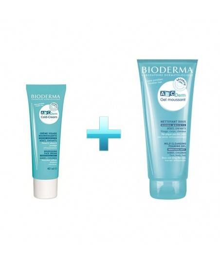 Bioderma Abcderm Babysquam Creme 40ml