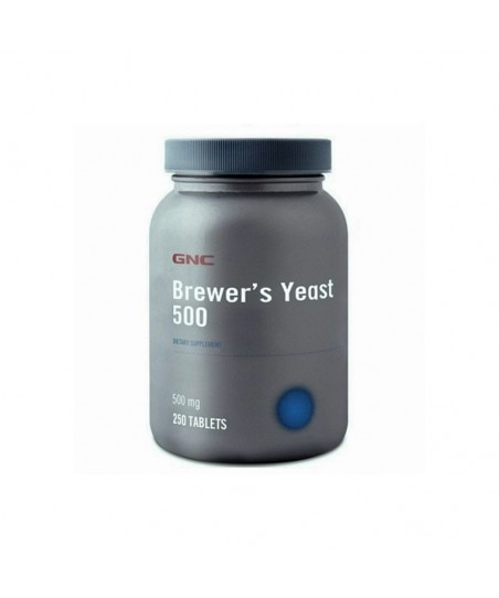 Gnc Brewer s Yeast 500mg 250 Tablet