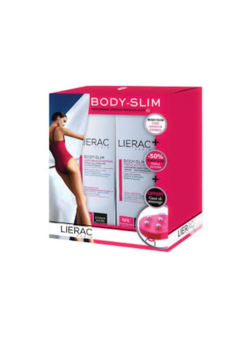 Lierac Body -Slim Express + Body Slim Triple Action