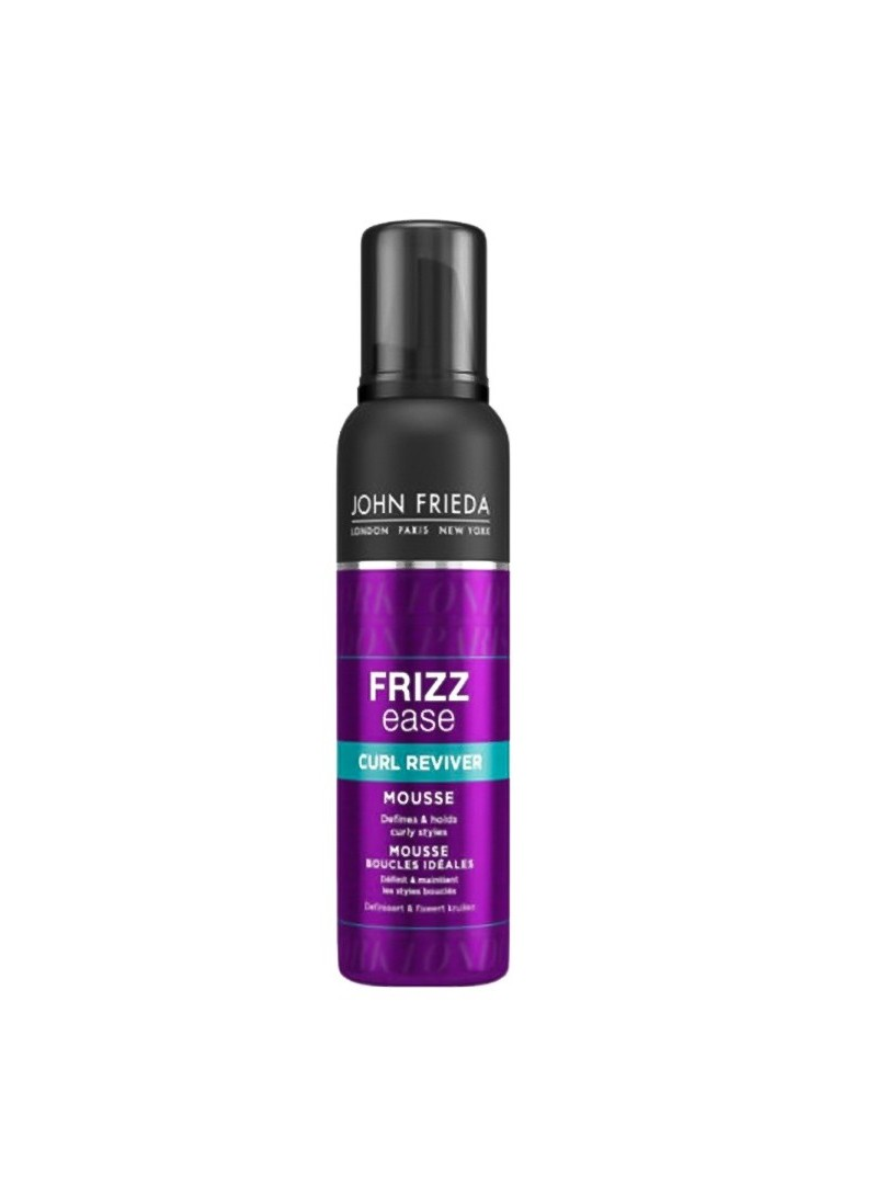 John Frieda Frizz Ease Curl Reviver Styling Mousse 200ml