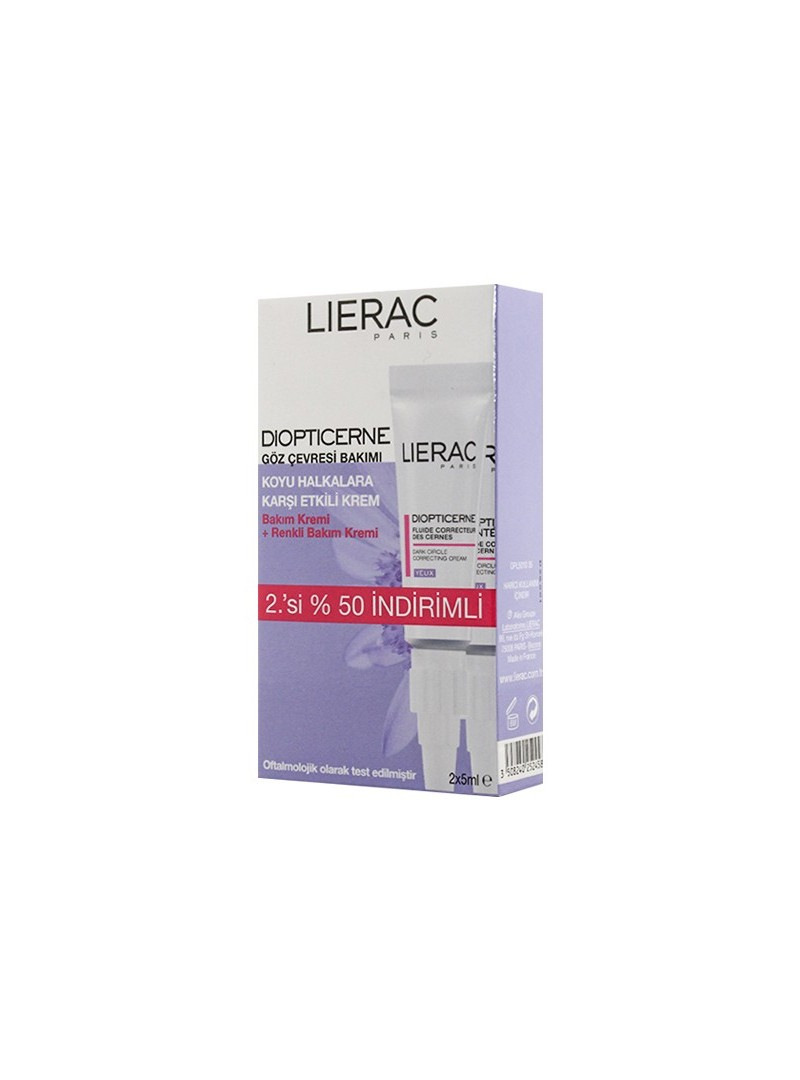 Lierac Diopticerne Dark Circle Correction Brightening Fluid 15ml