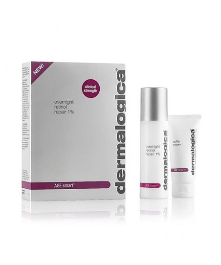 Dermalogica Overnight Retinol Repair 1% 25ml + Buffer Cream 15ml