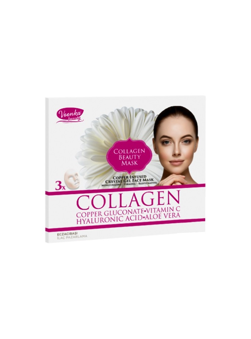 Voonka Collagen Beauty Mask