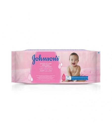 Johnson's Baby Losyonlu ıslak Mendil 56 Lı