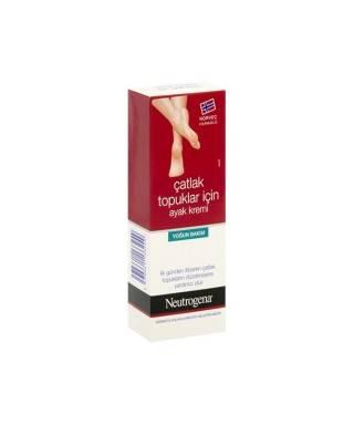 Neutrogena Çatlak Topuklar İçin Ayak Kremi 40 ml