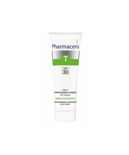 Pharmaceris T - Sebo Matt Moistatic Face Cream Spf30 - 50ml