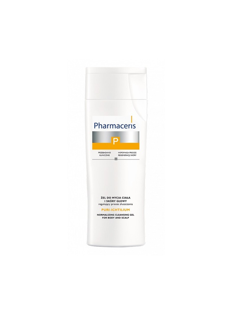 Pharmaceris Puri-ichtilium Body and Scalp Cleansing Gel 250ml