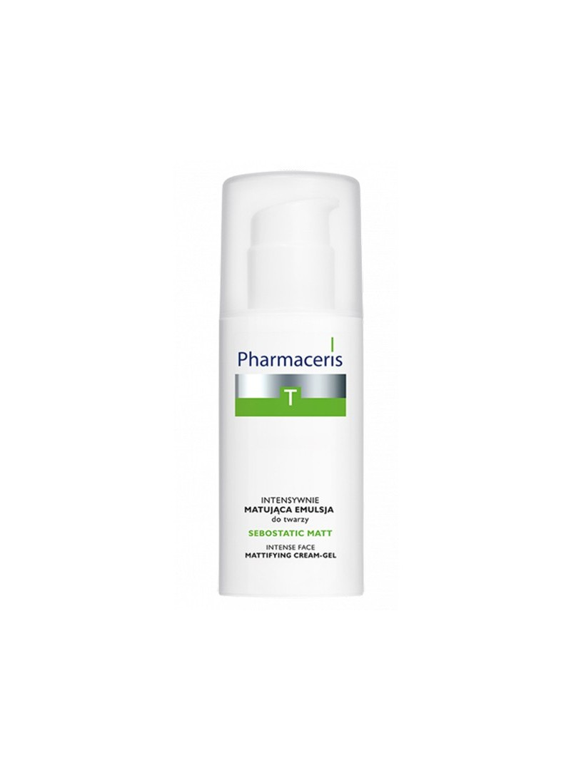 Pharmaceris T - Sebostatic Matt Mattifying Cream Gel - 50ml