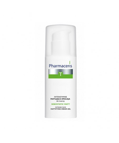 Pharmaceris T - Sebostatic Matt Mattifying Cream Gel - 50ml