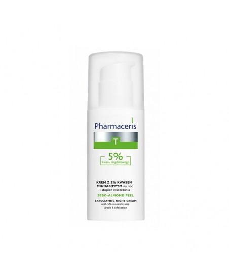 Pharmaceris T - Sebo Almond Peel Cream %5 - 50ml