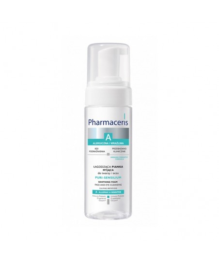Pharmaceris A - Puri Sensilium Soothing Foam - 150ml