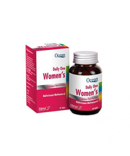 Ocean Daily One Women's Multi Vitamin Mineral