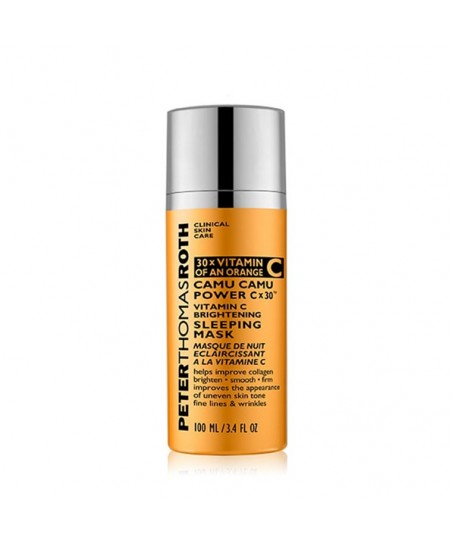 PeterThomasRoth Camu Camu Vitamin C Brightening Sleeping Mask 100 ml