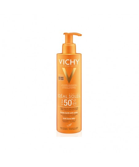 Vichy Ideal Soleil Anti-Sand Milk SPF 50+ 200ml