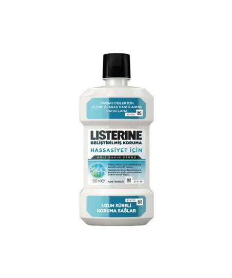 Listerine Hassasiyet İçin Geliştirilmiş Ağız Bakım Ürünü - 500ml