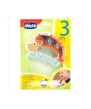 Chicco Kirpi Diş Kaşıyıcı Çıngırak 3m+