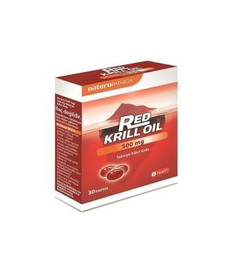Red Krill Oil 500mg 30 Kapsül