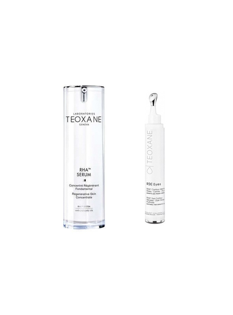 Teoxane RHA Serum 30ml RII Eyes 15ml %50 İNDİRİMLİ