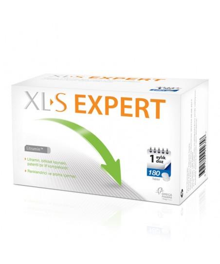 XL-S Expert Takviye Edici Gıda 180 Tablet