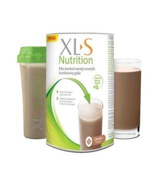 Xl-S Nutrition Çikolata Aromalı Takviye Edici Gıda 520gr + Shaker Hediyeli