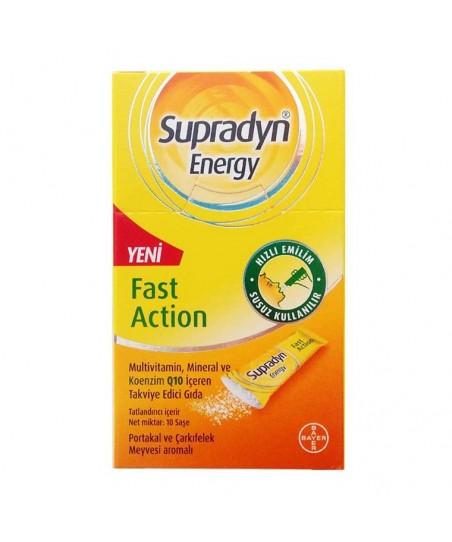 Supradyn Energy Fast Action