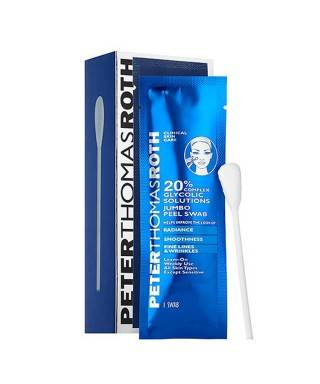 Peter Thomas Roth %20 Complex Glycolic Solutions Jumbo Peel Swabs 8 Adet