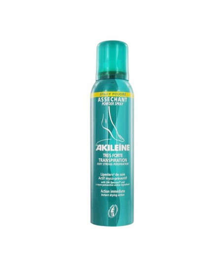 Akileine Anti Perspirant Powder Spray 150ml
