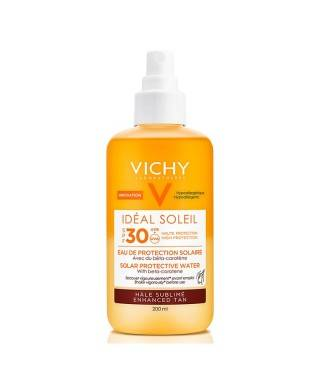 Vichy Ideal Soleil SPF30 Solar Protective Water Enhanced 200ml