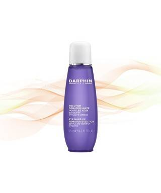 Darphin Eye Make-Up Remover Solution 125 ml