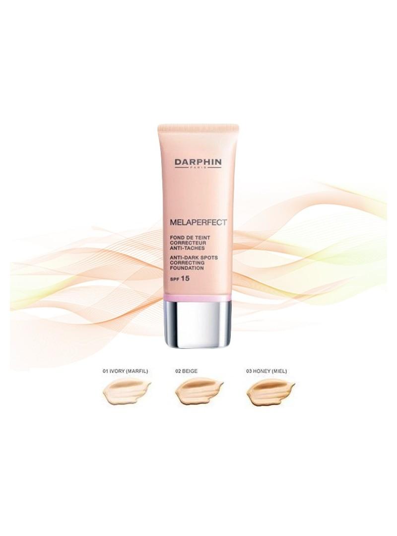 Darphin Melaperfect Anti Dark Spots Correcting Foundation 03 Honey
