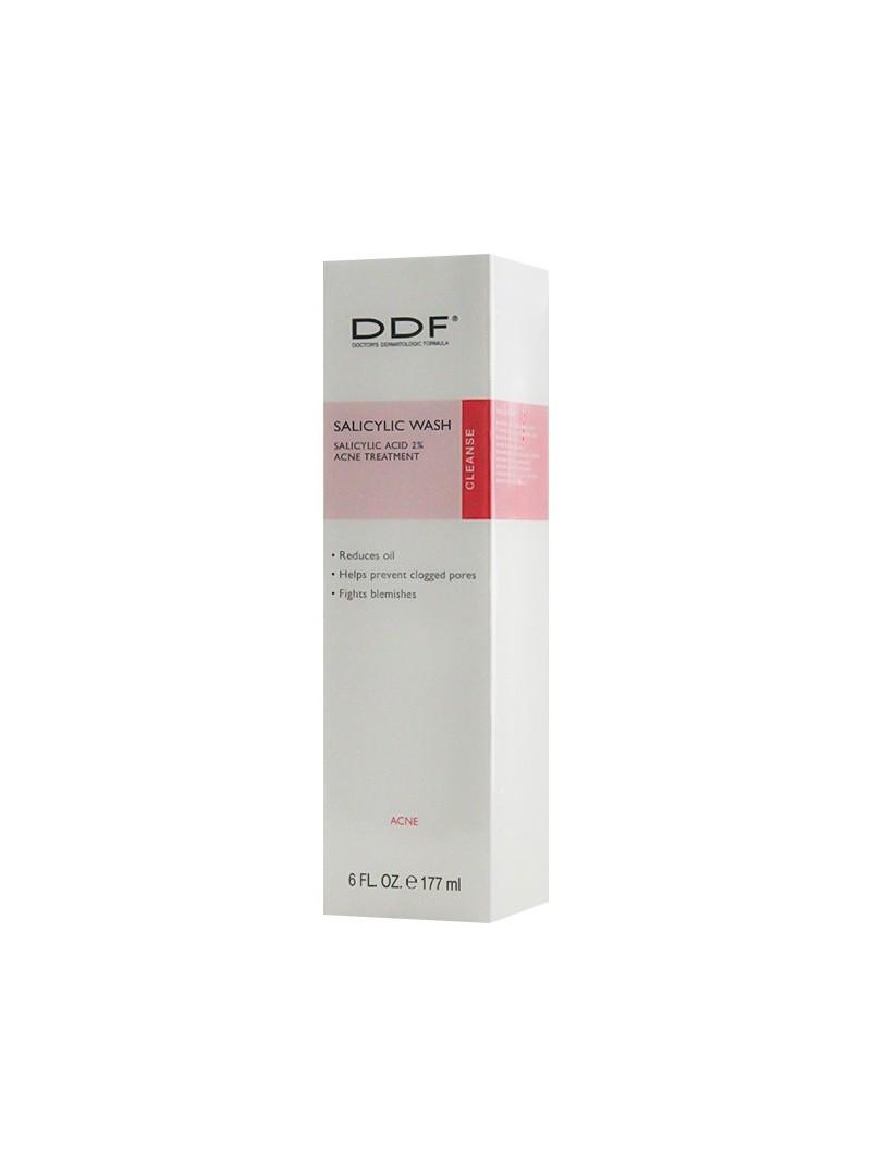 DDF Salicylic Wash 177ml - Temizleyici Jel
