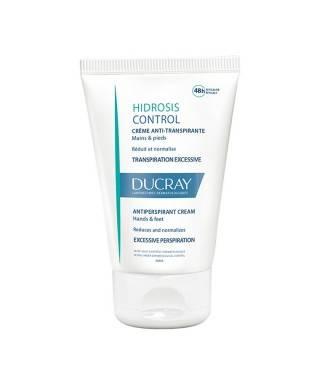 Ducray Hidrosis Control Creme Anti-Transpirante 50ml