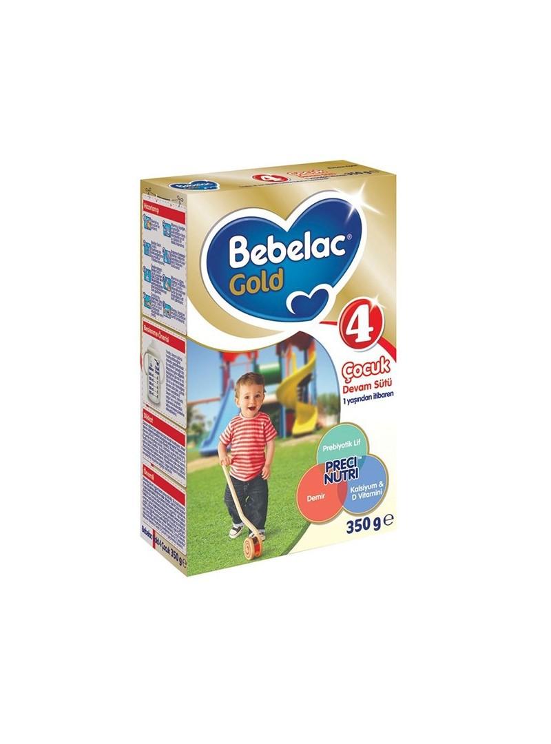 Bebelac Gold 4 Çocuk Devam Sütü 350g
