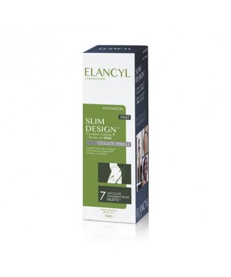 Elancyl Slim Design Night Cream 200 ML - Selülit Karşıtı Gece Bakım Kremi