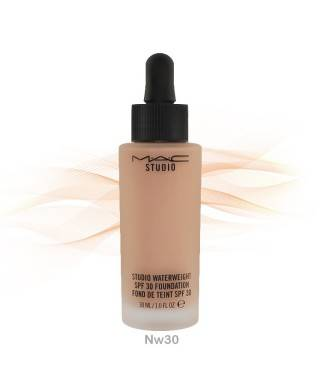 MAC Studio Waterweight Spf30 Foundation 30ml