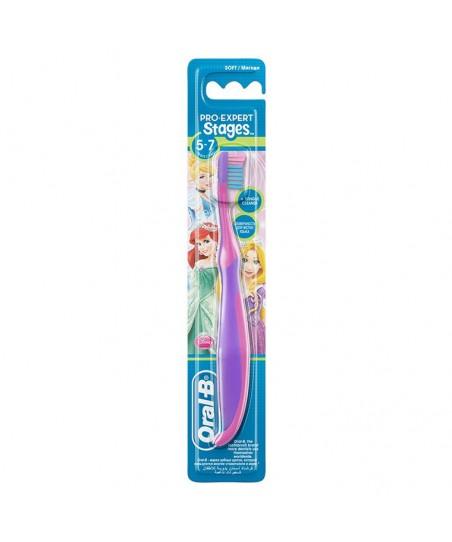 Oral B Pro Expert Stages 5-7 Yaş Arası Diş Fırçası