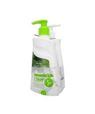 Incia Doğal Zeytinyağlı Sıvı Sabun 250ml + Hassas Ciltler İçin Sıvı Sabun 250ml