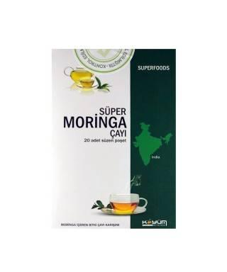 Moringa Çayı 20 Adet Süzen Poşet
