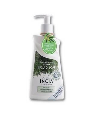 Incia Doğal Zeytinyağlı Sıvı Sabun 250ml