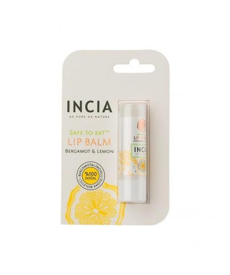 Incia Bergamot & Limonlu Dudak Besleyici 6 g