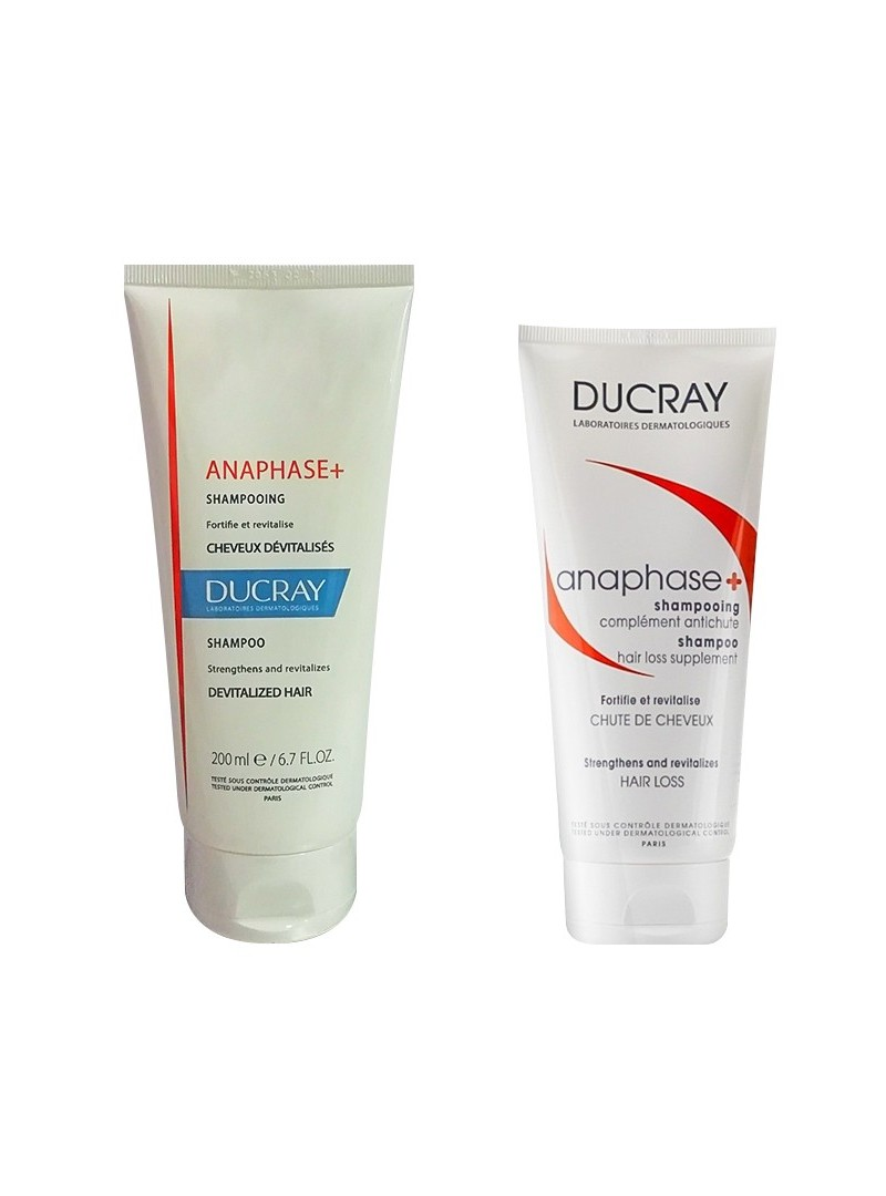 Ducray Anaphase +Plus Shampoo 200ml + Anaphase Şampuan 100ml