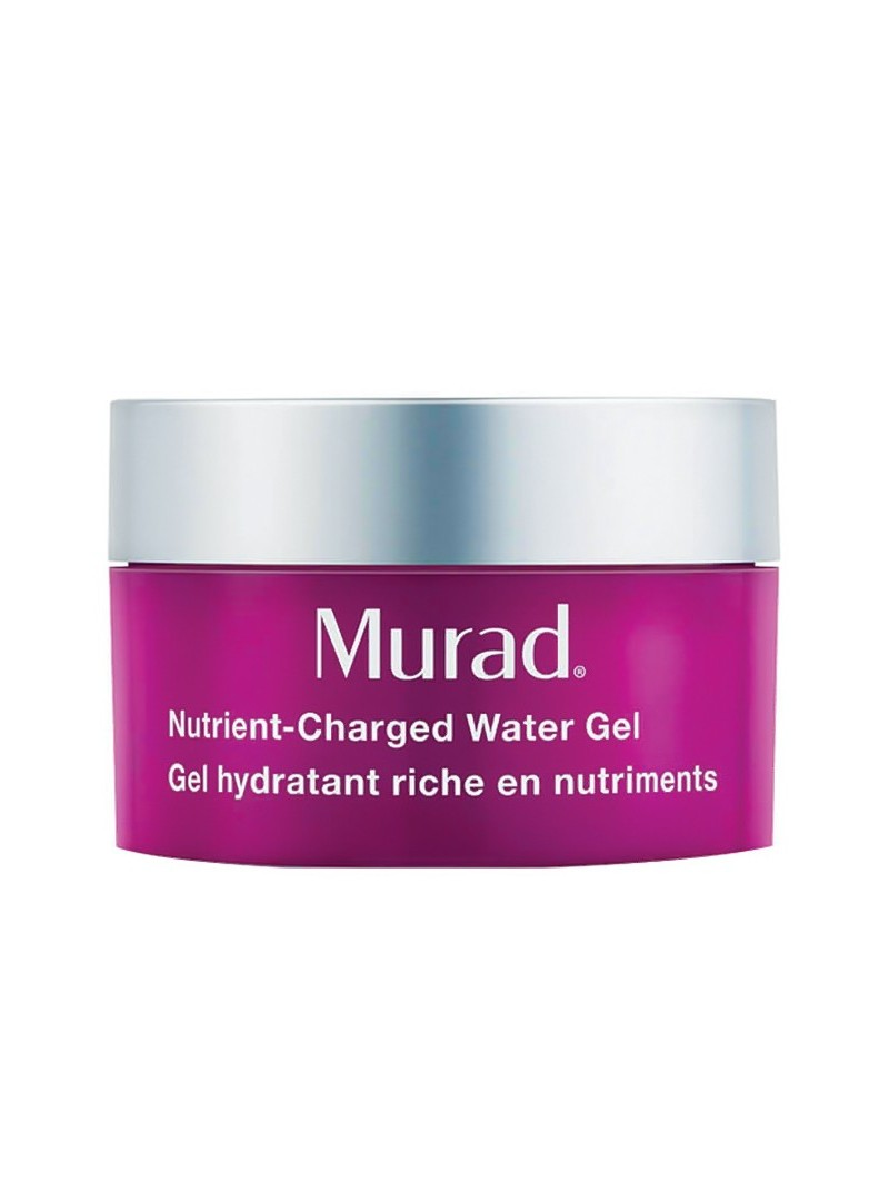 Dr.Murad Nutrient- Charged Water Gel 50ml - Su Bazlı Besleyici Jel Nemlendirici