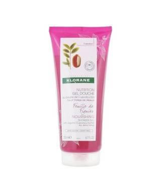 Klorane Nutrition Gel Douche İncir Yaprağı ve Organik Cupuaçu Yağı İçeren Duş Jeli 200ml