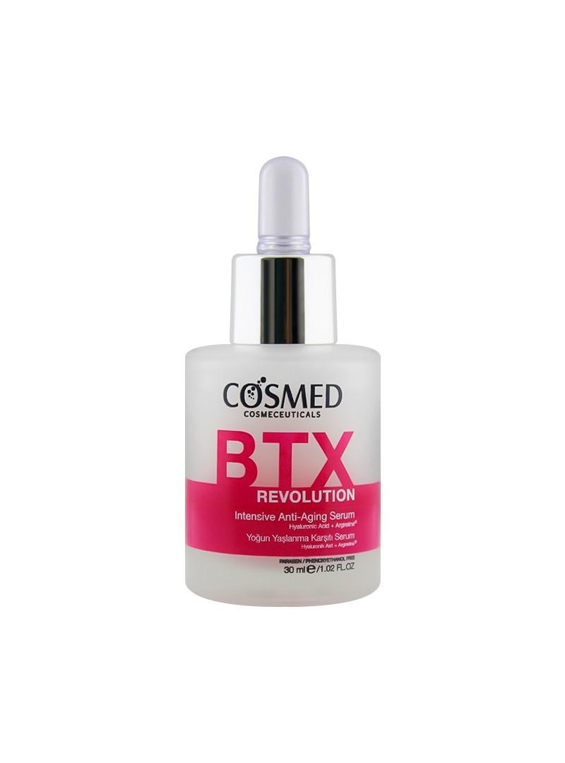 Cosmed Btx Revolution Yoğun Yaşlanma Karşıtı Serum 30ml