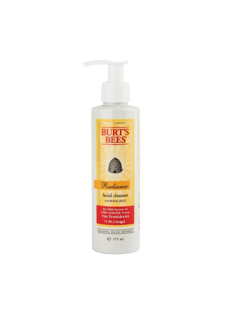 Burts Bees Radiance Facial Cleanser 175 ml - Yüz Temizleyici