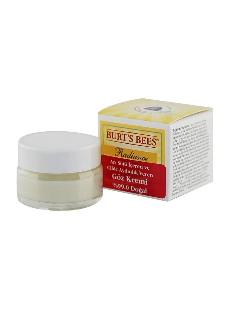 Burt's Bees Radiance Eye Cream 14.25 gr