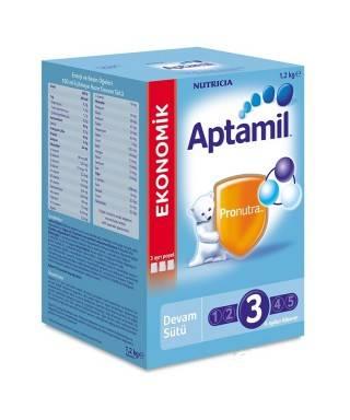 Milupa Aptamil 3 Devam Sütü...