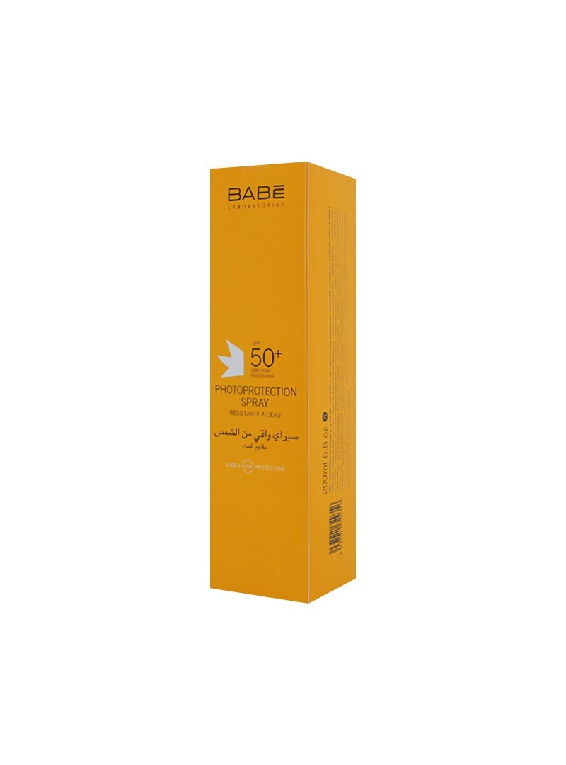 Babe SPF 50+ Güneş Koruyucu Sprey 200 ml